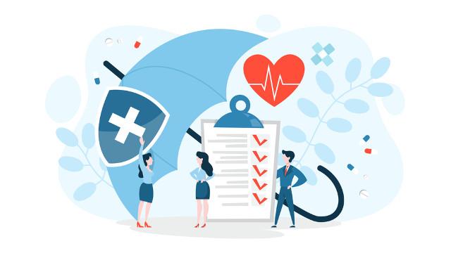 Медицинская страховка онлайн в Украине