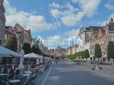Страховка на визу в Бельгию