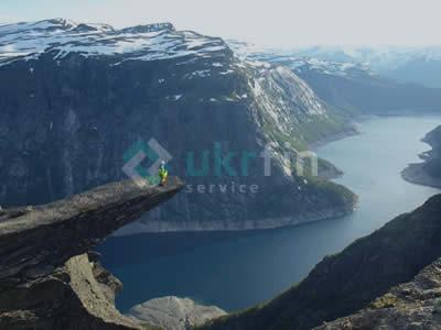 Страховка на визу в Норвегию