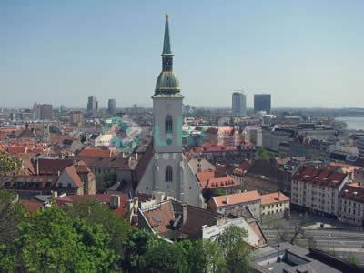 Страховка на визу в Словакию